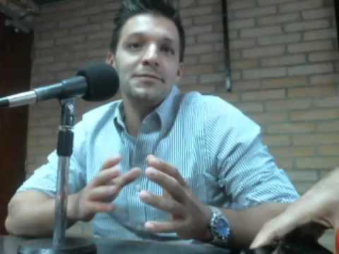 2012/12/04 Entrevista al campeón de karate Antonio Díaz