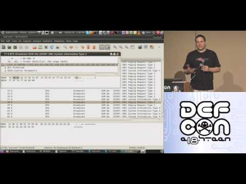 DEF CON 18 - Chris Paget - Practical Cellphone Spying