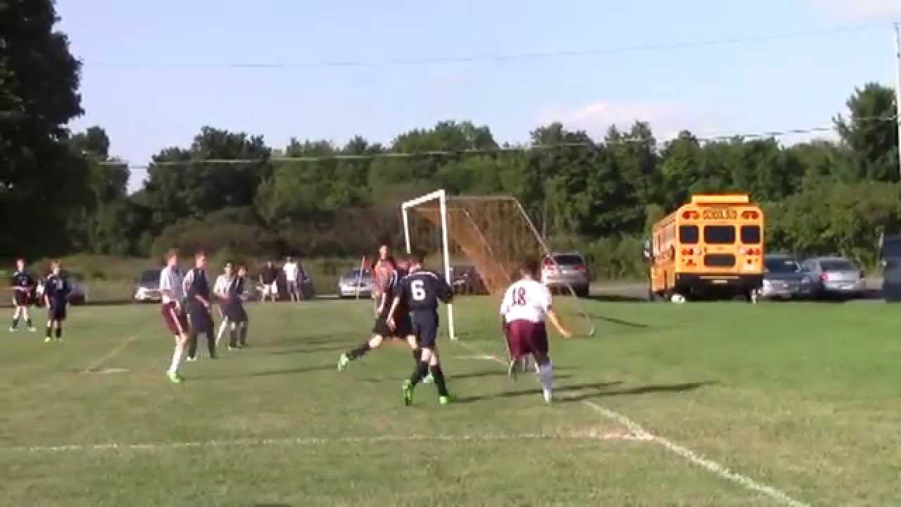 NCCS - AuSable Valley Modified Boys  9-11-15