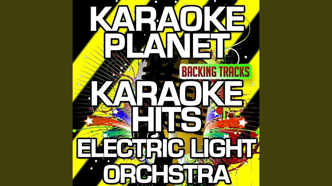 Mr  Blue Sky (Karaoke Version With Background Vocals) (Originally Performed  By Electric Light