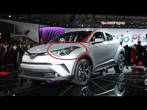 Watch 2017 Toyota Chr Interior And Exterior Design You