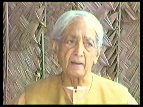 What Is The Cause Of My Many Failures? | J. Krishnamurti