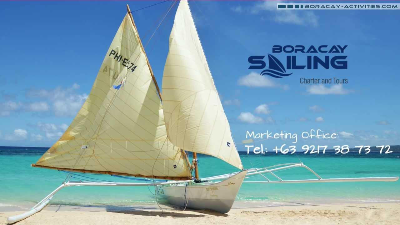Boracay Island hopping | Sailing - Charter & Tours