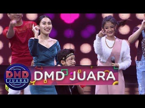 Ali Fikry Berhasil Ajak Ayu Ting Ting & Tasya Rosmala Joget Bareng - DMD Juara (15/10)