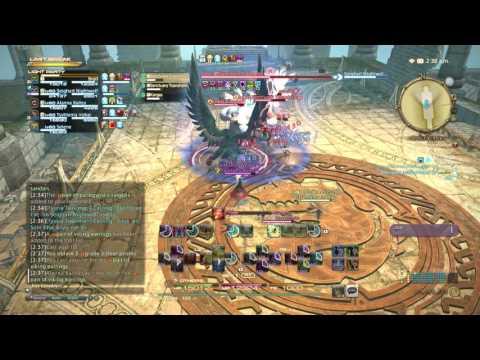 FFXIV: Heavensward Gameplay - 91 - Scholar - Sohr Khai