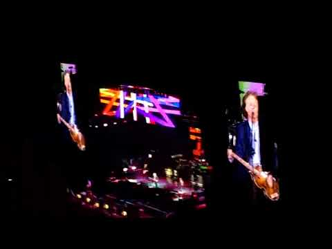 Paul McCartney 2017, One On One Tour - São Paulo, Brasil
