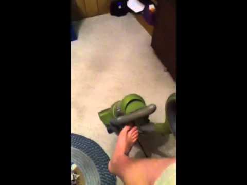 Eureka Optima Lightweight Upright Vacuum