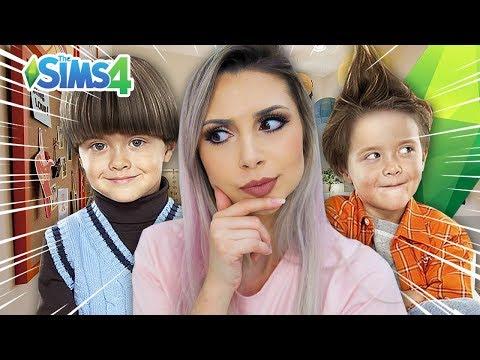 GÊMEOS OPOSTOS?? | The Sims 4 - Ep. 58