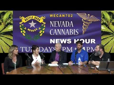 Nevada Cannabis News  7-12-16 Episode #118