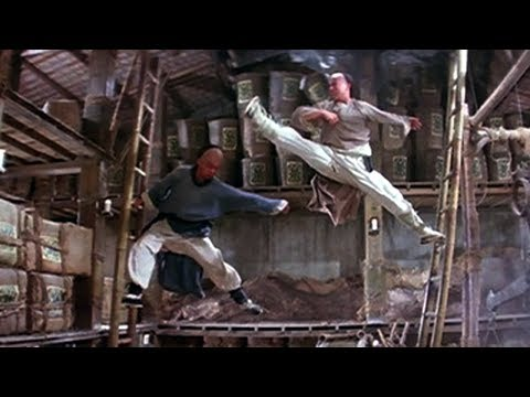 Jet Li Vs Yen Shi-Kwan | Once Upon A Time In China (1991) | Best Fight Scene