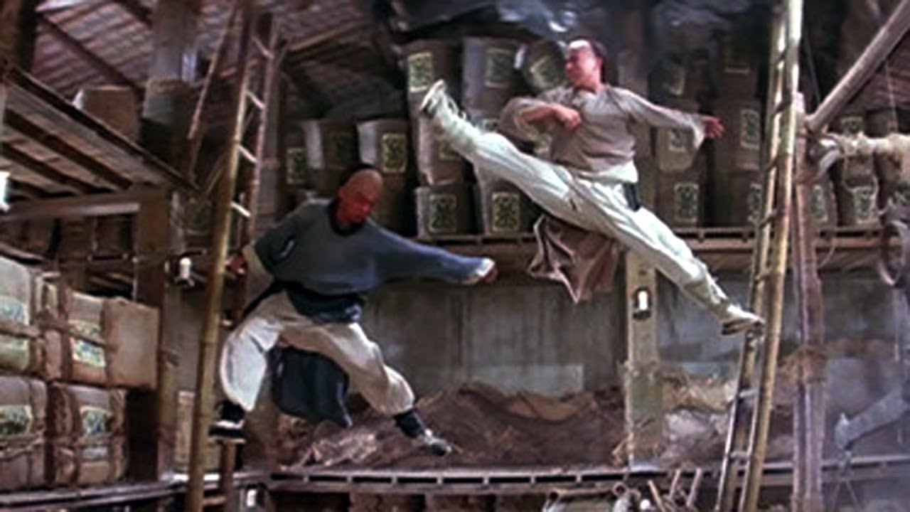 Download Jet Li vs Yen Shi-Kwan | Once Upon a Time in China (1991) | Best Fight Scene