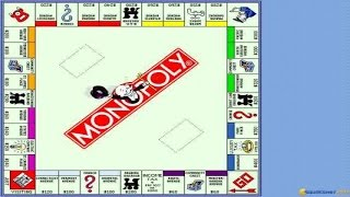 Monopoly Deluxe gameplay (PC Game, 1992)