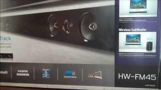 Samsung HW FM45 Review