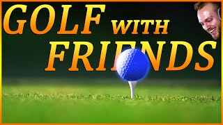 Golf With Friends Funny Moments! ◄ FOREVER SPECTATING LANUP ►  [4K 60FPS Gameplay]