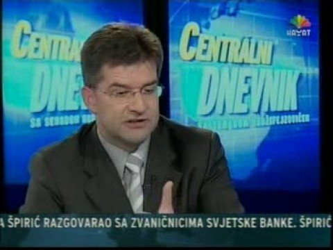 Miroslav Lajcak o Dodiku i Silajdzicu (2/3)
