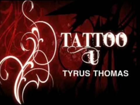 Tattoo U: Inking of Charlotte Bobcats Forward Tyrus Thomas