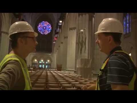 "NET TV - Portraits of Faith - Peter Swanson - ""Let There be Light"" (12/04/2014)"