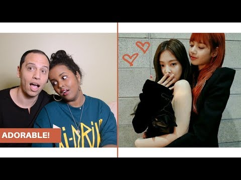 THE BASICS OF BLACKPINK SHIPS REACTION (BLACKPINK REACTION)