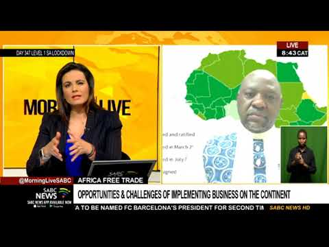 Opportunities and challenges in implementing the Africa Continental Free Trade Agreement