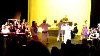The Big Bad Musical - Rap Scene - Kasey Pankratz
