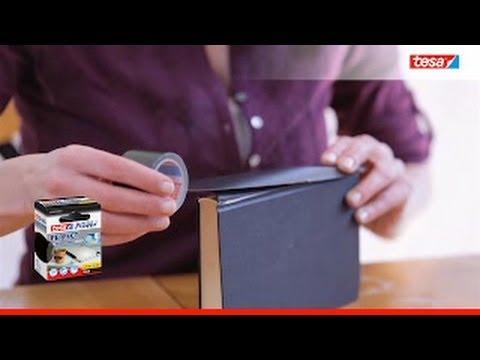 Relativ tesa extra Power Perfect - YouTube BU03