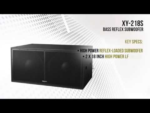 Pioneer Pro Audio XY Series Additional Line-up Introduction