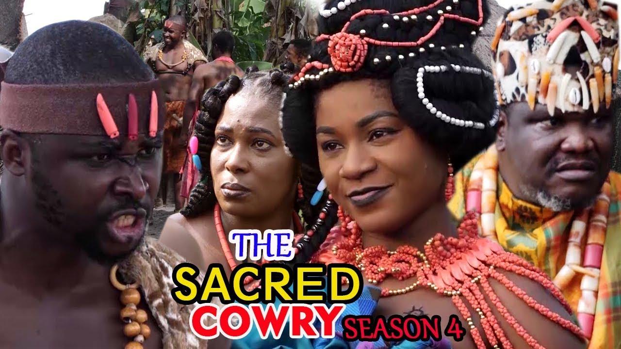 The sacred cowry - 3