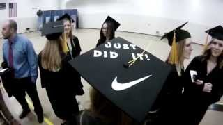 UW Oshkosh Spring Commencement 2014: Class of