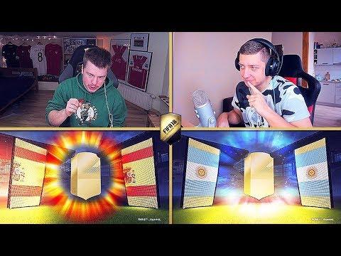 MNÓSTWO BANNERÓW! KAMYK! PACK & PLAY FIFA 18