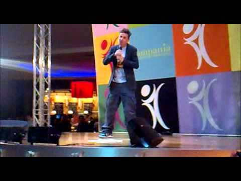 Angelo Pintus - Spettacolo di Cabaret al Campania - 29/10/2011 - 1° Parte