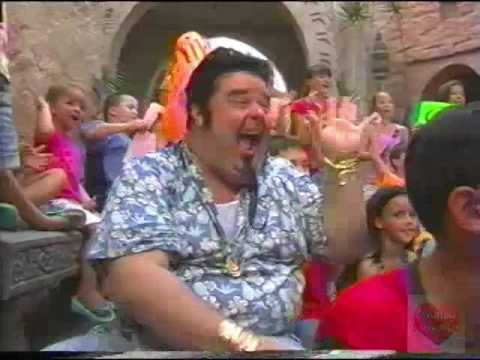 Mike's Super Short   Disney Channel  2004  Aladdin Special Edition