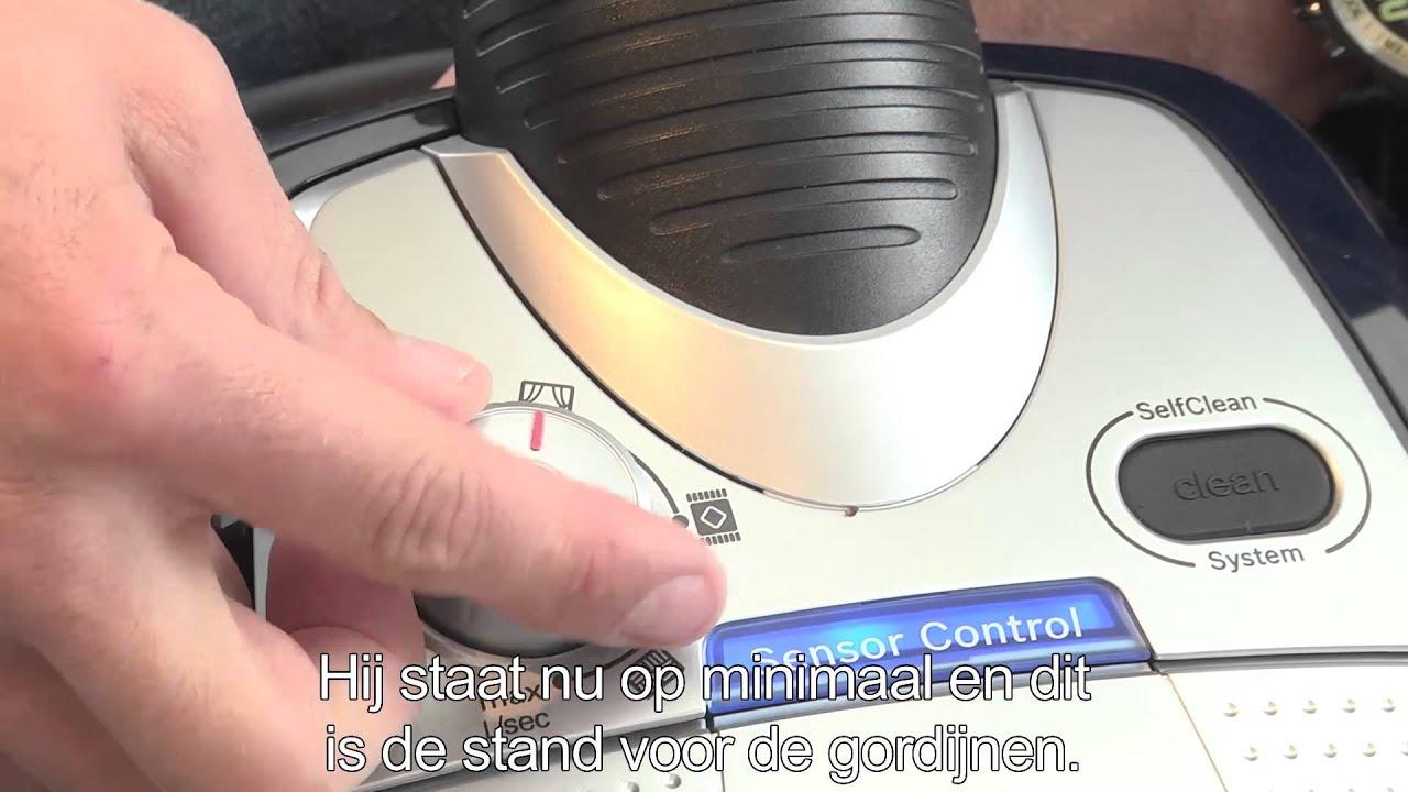 Bosch BGS5330A: Relaxxu0027x ProSilence Plus Stofzuiger Met Innovatieve  SensorBagless Technologie