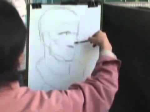 Vẽ đầu tượng. Luyện thi cấp tốc khối V