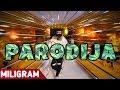 MILIGRAM - ft. JELENA KARLEUSA - MARIHUANA (PARODIJA)