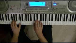 "Мелодия из к/ф ""Бригада"" на пианино.MTS"