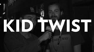 Dumbfoundead & Kid Twist Talk Canada vs. U.S. at KOTD