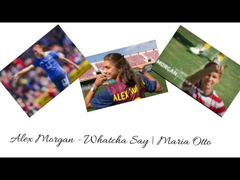 Alex Morgan | Whatcha Say | Maria Otto