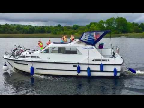 Holiday On The River Shannon