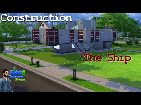 Construction : The Ship