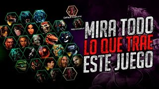 Killer Instinct: Definitive Edition, Mira Todo lo que Trae