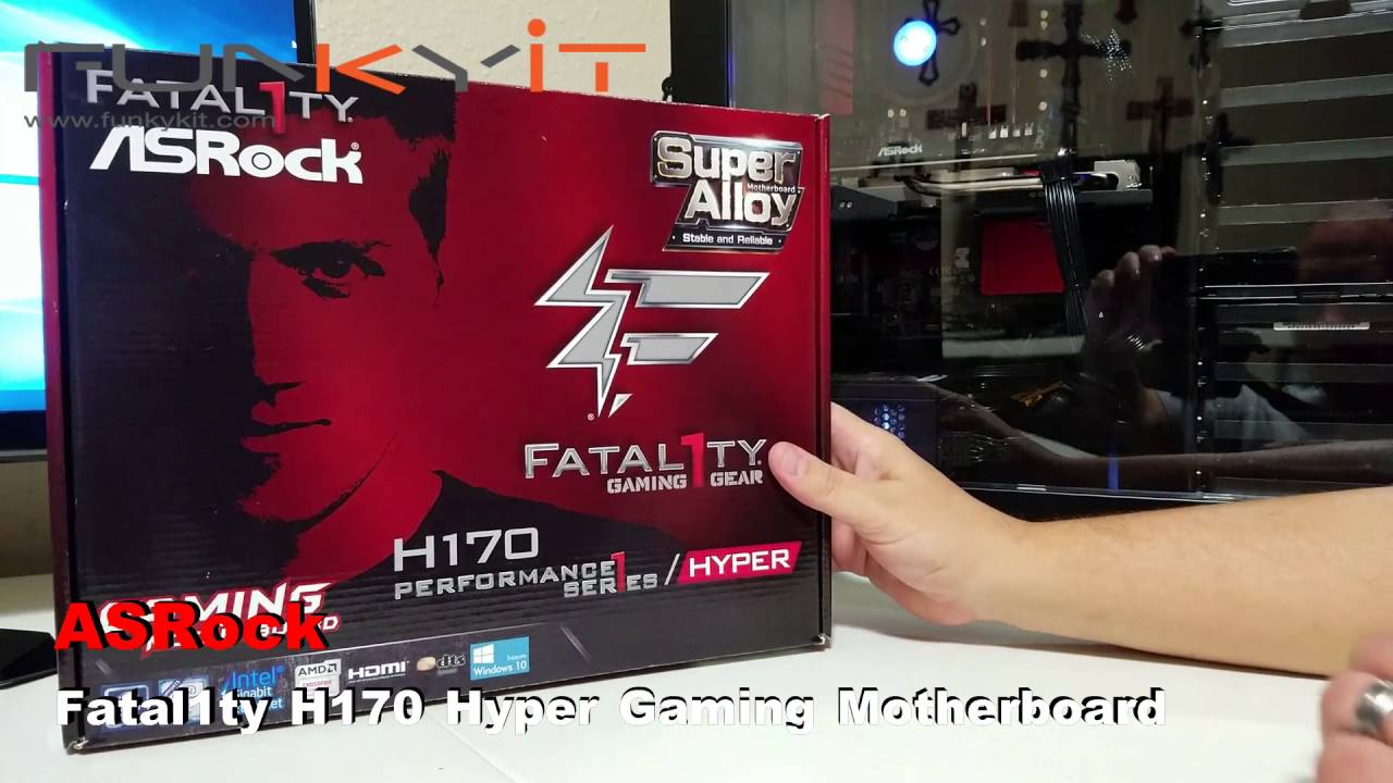 ASROCK FATAL1TY H170 PERFORMANCEHYPER DRIVER FOR MAC DOWNLOAD