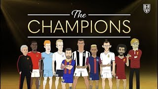 The Champions Season 1 in Full