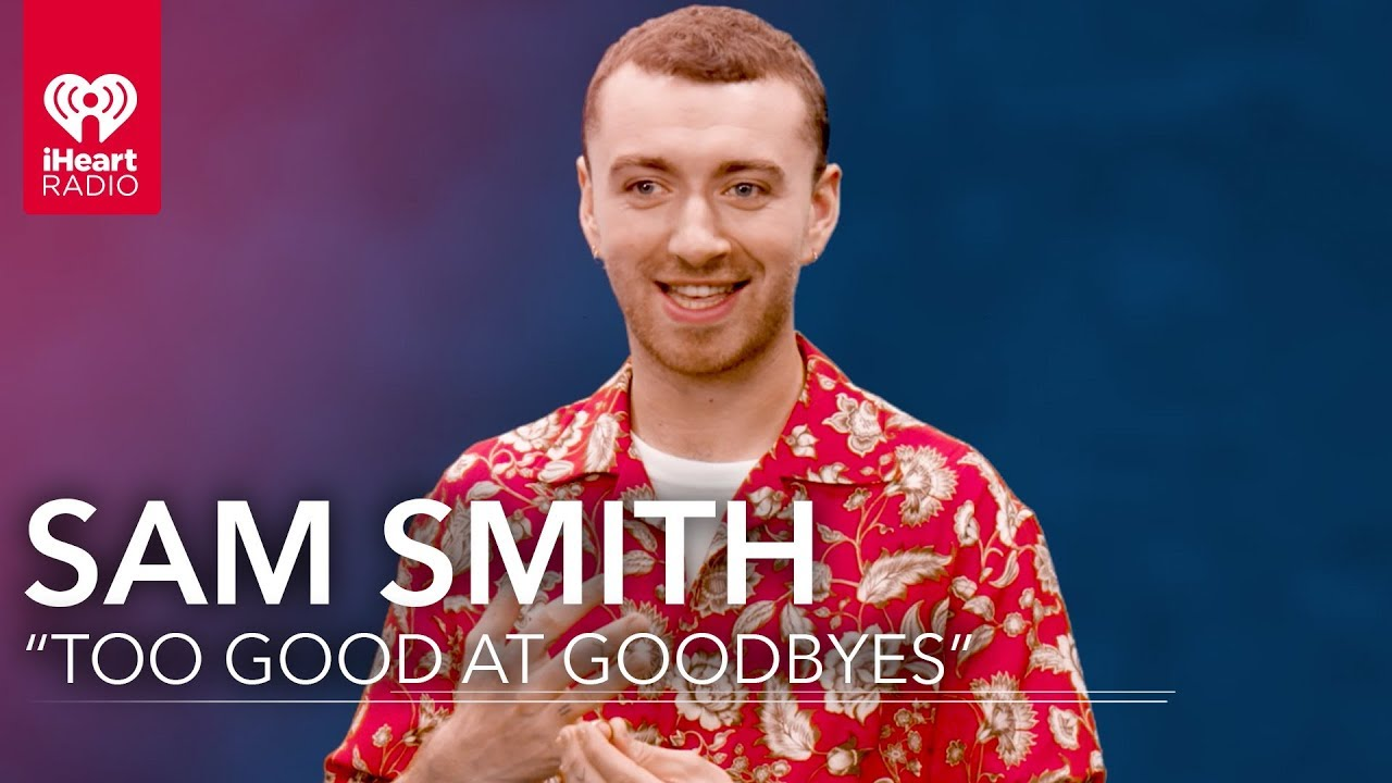 "Sam Smith ""Too Good At Goodbyes"" + New Album"