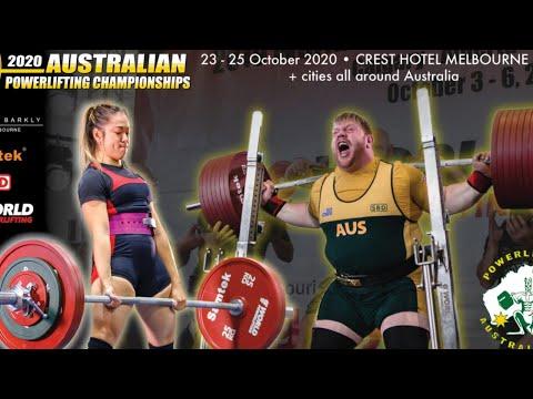2020 Melbourne Nationals Session 1