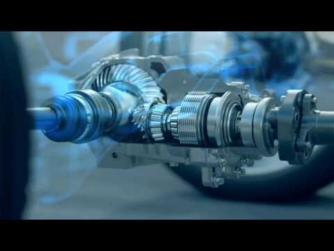 Mercedes-Benz 4MATIC | All-wheel drive with the new 7G-DCT dual clutch transmission