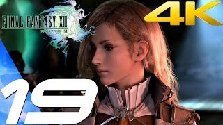 Final Fantasy XIII - Walkthrough Part 19 - The Lindblum [4K 60FPS]