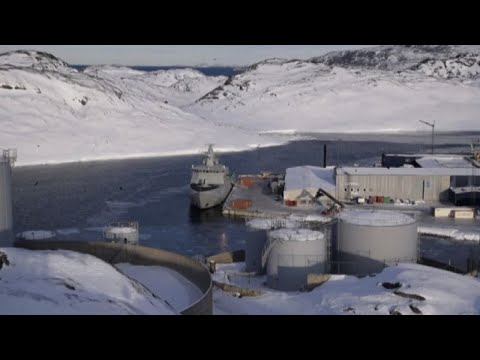 Covid, la marina danese nei villaggi sperduti della Groenlandia