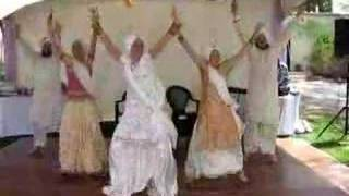 Bhangra Dance at Friend
