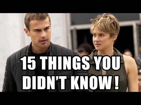 15 AMAZING FACTS About INSURGENT - The Divergent Series