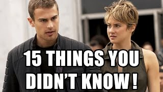 15 Things You Didn't Know About Insurgent - The Divergent Series